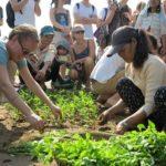 Tập huấn kiến thức về du lịch cộng đồng tại làng rau Trà Quế (Quảng Nam)