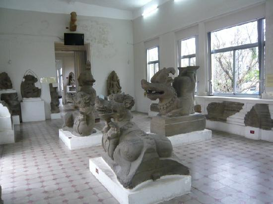 Upgrade of Cham Museum discussed