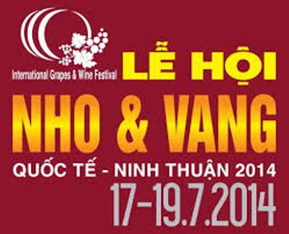 The International Grapes and Wine Festival – Ninh Thuan 2014 to come