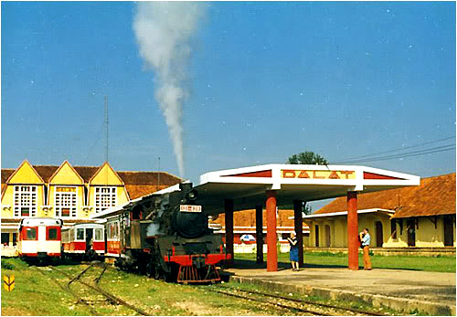 Da Lat is opening 6 new rail routes for tourism development