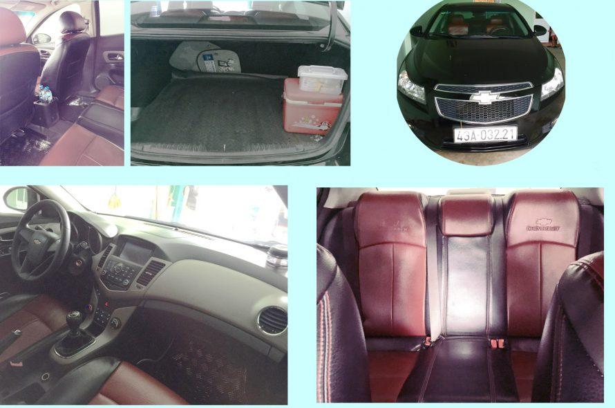 4 s – Chevrolet Cruze