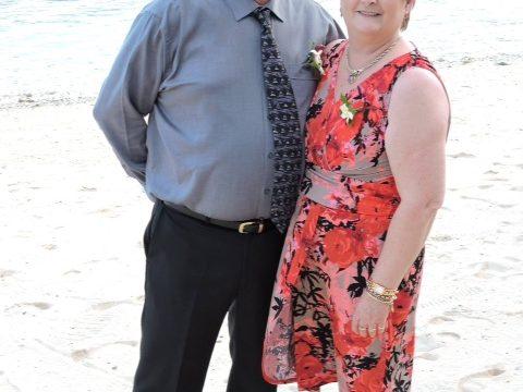 Mrs & Mr Elmer from Q'LD